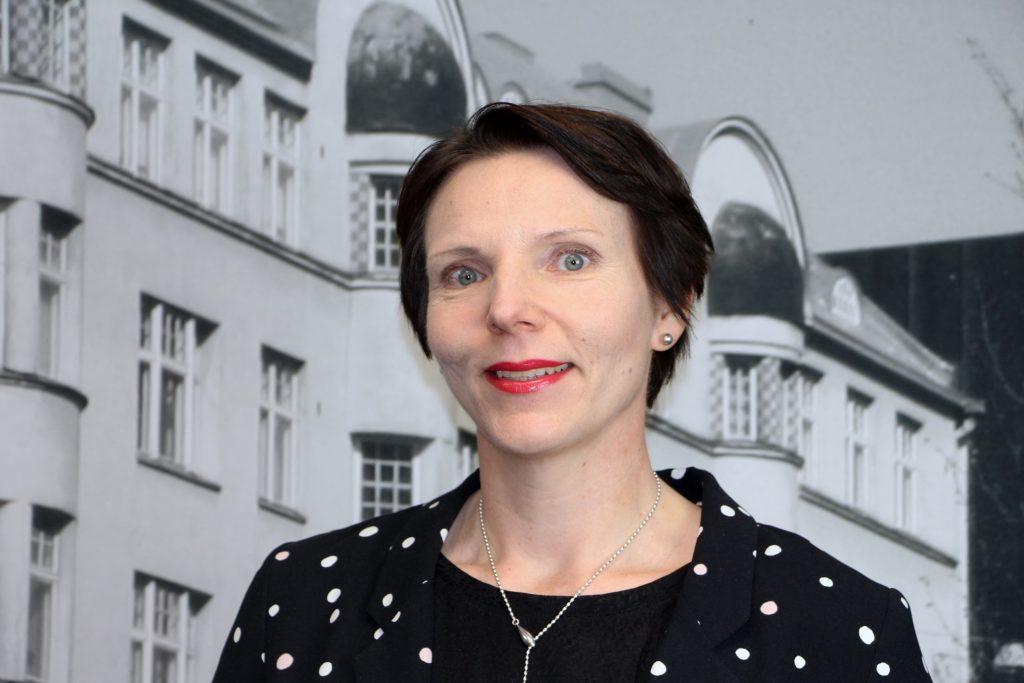 Direktör för ansvarsområdet trafik och infrastruktur Tuovi Päiviö.